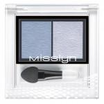 Misslyn High Shine Duo Eyeshadow 169