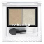 Misslyn High Shine Duo Eyeshadow 299