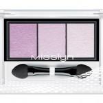 Misslyn High Shine Trio Eyeshadow 27