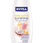 NIVEA Welcome Sunshine Cremebad
