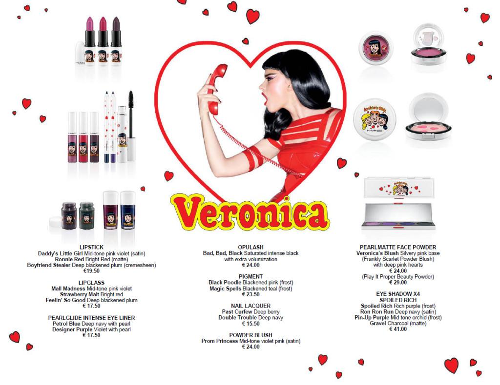 MAC Archie'sGirls Veronica