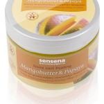 sensena Ganz zart Peeling Mangobutter & Papaya