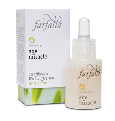 farfalla age miracle Straffendes Wirkstoffserum