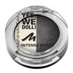 MANHATTAN Intense Effect Duo Eyeshadow Nr. 1 Polka Puppet