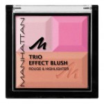 MANHATTAN Trio Effect Blush Nr. 355 Pink Cupcake