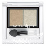 Misslyn High Shine Duo Eyeshadow 299
