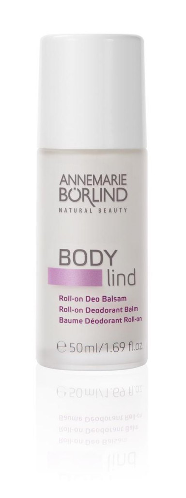 ANNEMARIE BÖRLIND BODY lind Roll-on Deo Balsam