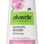 alverde NATURKOSMETIK Gesichtswasser Wildrose