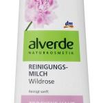 alverde NATURKOSMETIK Reinigungsmilch Wildrose