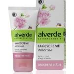 alverde NATURKOSMETIK Tagescreme Wildrose