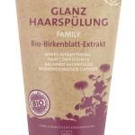 Sante Family Glanz-Haarspülung Bio-Birkenblatt-Extrakt