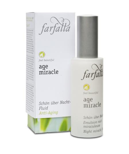farfalla age miracle Nachtfluid
