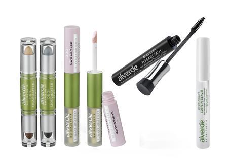 alverde NATURKOSMETIK Augen-Make-up